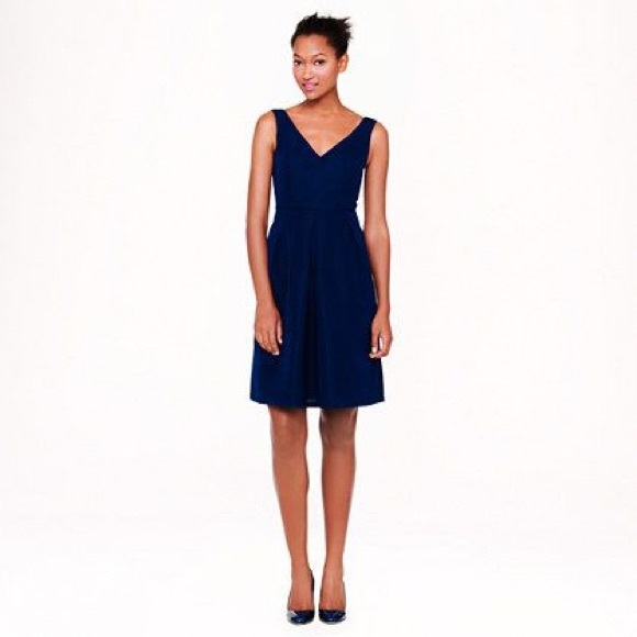 J. Crew Dresses & Skirts - J. Crew Kami dress in classic faille